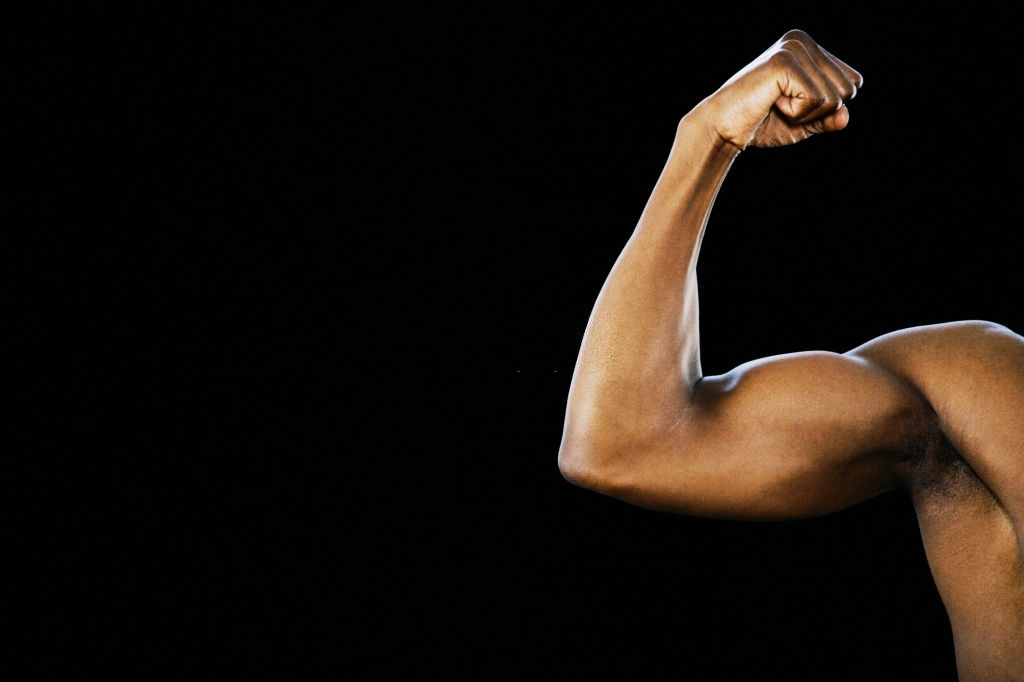 Testosterone Causes Muscle Growth