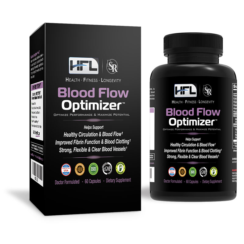 Blood Flow Optimizer Review by Dr Richard Hall