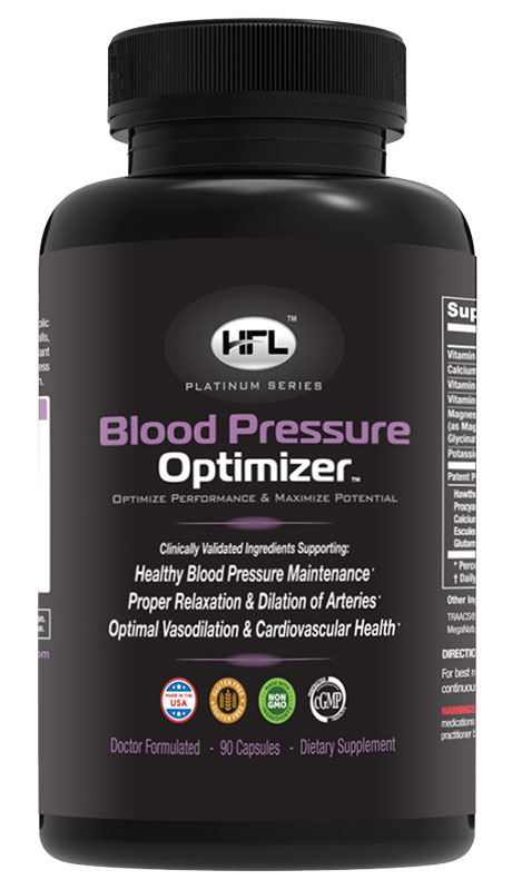 Blood Pressure Optimizer Review By Dr Richard Hall